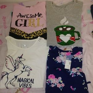 NWT girls bundle